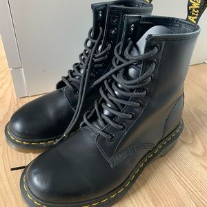Doc martins 1460 Smooth Leather Lace Up Boots